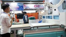 第十六屆越南國際博覽會一瞥。