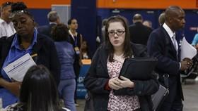 美 11 月新增 15.5 萬個就業崗位。(示意圖源:互聯網)