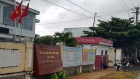 Trường Cao đẳng Cộng đồng Sóc Trăng, nơi xảy ra vụ việc