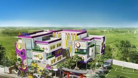 Trường học nhiều cấp học Việt Nhật