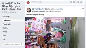 """""""Làm đẹp"""" Đà Nẵng bằng mạng xã hội"""