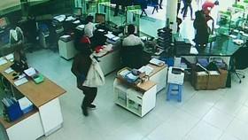 Bắt được 2 đối tượng cướp ngân hàng tại Khánh Hòa