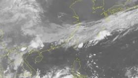 Vùng áp thấp có thể mạnh lên thành áp thấp nhiệt đới