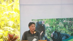 Ra mắt sách hướng dẫn trồng cây thảo dược thay thế mật gấu