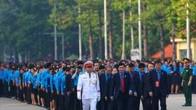 Khai mạc Đại hội Công đoàn Việt Nam với gần 1.000 đại biểu tham dự