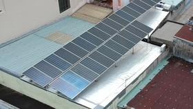 663 hệ thống điện mặt trời nối lưới điện quốc gia