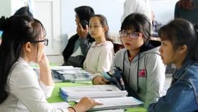 Ngày 6-8, một số trường đại học tại TPHCM công bố điểm chuẩn