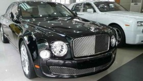 High class cars prices increase by billions of dongs after the Ministry of Finance issued Decision 942 (Photo: SGGP)