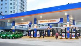 A filling station of Petrolimex