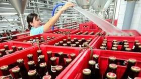 Beer production at Sabeco