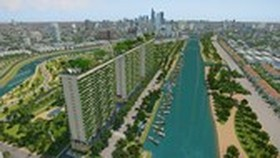 Joint venture to develop $30 million green property project in HCMC