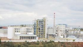 Nhan Co Alumina plant