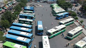 Cho Lon bus station will be upgraded to maximize its potential exploitation (Photo: SGGP)