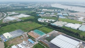 Hiep Phuoc Industrial Park in HCMC (Illustrative photo: SGGP)