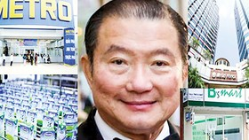 """Những tỷ phú tài năng Thái Lan: """"Bố già"""" M&A"""