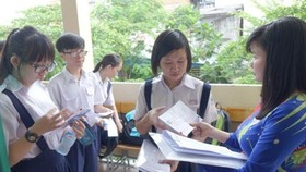 TPHCM công bố điểm thi tuyển sinh vào lớp 10