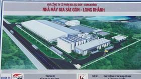 Khởi công xây dựng Nhà máy Bia Sài Gòn – Long Khánh