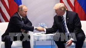 Hai nhà lãnh đạo Nga - Mỹ sẽ gặp nhau tại thủ đô Helsinki của Phần Lan ngày 16-7. Ảnh: TTXVN