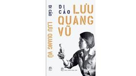 Di cảo Lưu Quang Vũ