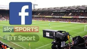 Facebook tạo nên một cuộc chiến thực sự với các đài truyền hình khi công bố bản quyền phát sóng giải Ngoại hạng Anh