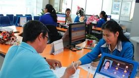 97,08% khách hàng giao dịch trực tuyến