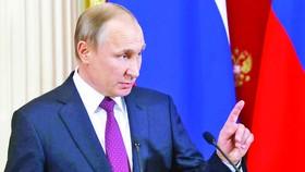 Tổng thống Nga Vladimir Putin