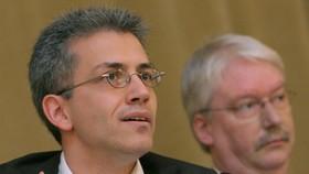 Bộ trưởng Kinh tế bang Hessen Tarek Al-Wazir (đảng Xanh) đang dẫn đầu vị trí lãnh đạo được yêu thích. Nguồn DPA