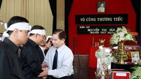 Thương tiếc nhà báo Nguyễn Thị Vân, phu nhân cố Tổng Bí thư Lê Duẩn