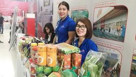 Nhiều đặc sản của Đà Lạt được lựa chọn và bày bán trong hệ thống siêu thị Co.opmart trên toàn quốc
