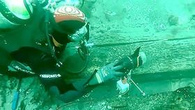 Tìm thấy xác tàu cổ sau 10 năm tìm kiếm