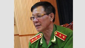 Khởi tố ông Phan Văn Vĩnh - nguyên Tổng cục trưởng Tổng cục Cảnh sát