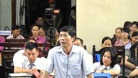 Phó giám đốc Bệnh viện tỉnh Hòa Bình nói gì về clip trao đổi với kế toán?