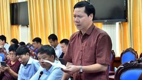 Vụ tai biến chạy thận 9 người tử vong: Nguyên Giám đốc BVĐK Hòa Bình chỉ chịu trách nhiệm hành chính