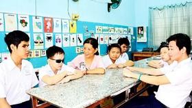 Tuyên dương 63 thầy cô giáo tiêu biểu dạy học sinh khuyết tật