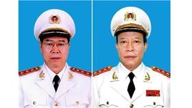 2 Thứ trưởng Bộ Công an được bổ nhiệm chức danh tư pháp mới