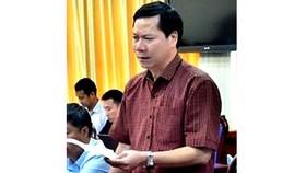 Ông Trương Quý Dương bị khởi tố về hành vi thiếu trách nhiệm trong vụ tai biến chạy thận làm 9 bệnh nhân tử vong