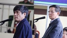Hai cựu tướng Công an ân hận, xin giảm hình phạt