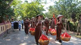 Độc đáo lễ hội Thanh trà – hương vị xứ Huế