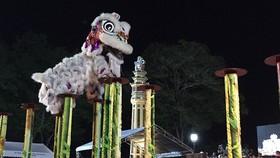 Ấn tượng Ngày hội múa Lân tại Huế.