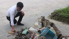 Tiêu hủy nhiều tang vật đánh bắt hủy diệt tại Thừa Thiên – Huế