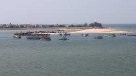 Nhiều xã ven biển ở Hà Tĩnh cảm nhận rõ nhất về 2 lần rung chấn sáng 18-10