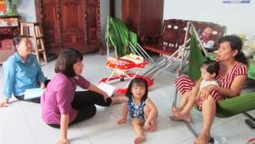 Bất an hộ giữ trẻ gia đình