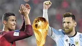 Ronaldo và Messi được người dân Peru đặt tên cho con rất nhiều.