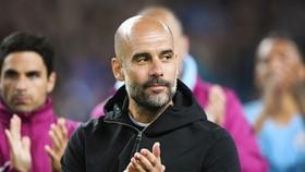 HLV Pep Guardiola chính thức bắt tay chuẩn bị mùa giải mới. Ảnh: Getty Images