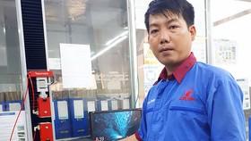 Nguyễn Thành Long luôn cần mẫn, sáng tạo trong công việc