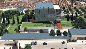Nơi được cho là Đại sứ quán Mỹ tại Jerusalem, sẽ được khai trương vào tuần tới. Nguồn: ynetnews.com