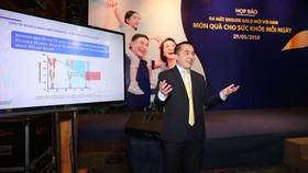 Theo ông Douglas Kuo, Tổng Giám Đốc của Abbott tại Việt Nam chia sẻ tại buổi ra mắt sản phẩm mới