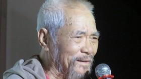 Nhà thơ Phan Vũ: Thơ cũng như phận người