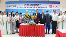 SCG hợp tác phát triển nguồn nhân lực