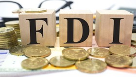 8 tháng, hơn 24,3 tỷ USD vốn FDI đầu tư vào Việt Nam